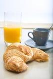 Frans ontbijt Royalty-vrije Stock Fotografie