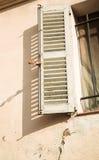 Frans venster stock afbeeldingen