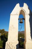 Franschhoek slave bell Royalty Free Stock Images