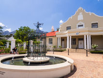 Franschhoek Royalty Free Stock Photo