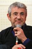 Franse acteur Michel Boujenah Royalty-vrije Stock Afbeelding