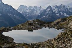 Franse Alpen Royalty-vrije Stock Foto