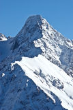 Franse alpes Stock Afbeelding