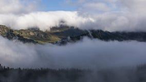 Franse Alps Le Grand Bornand royalty-vrije stock foto