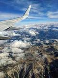 Franse bergen stock fotografie
