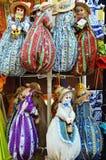 Franse herinnering op de straatmarkt Stock Foto's