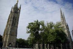 Franse kerk Royalty-vrije Stock Foto