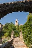 Franse kerk Royalty-vrije Stock Fotografie