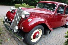 Franse klassieke auto Citroën royalty-vrije stock foto's