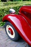 Franse klassieke auto van merk Citroën Royalty-vrije Stock Afbeeldingen