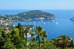 Franse kust Stock Afbeeldingen