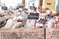 Franse Markt Stock Afbeeldingen