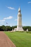 Franse militaire begraafplaats van Notre Dame de Lorette Royalty-vrije Stock Foto