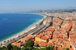 Franse Riviera Stock Foto's