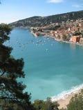 Franse Riviera - Beroemde plaatsen Stock Fotografie
