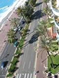 Franse Riviera - Beroemde plaatsen Stock Foto's