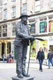 Fransefestival Edinburgh Lizenzfreie Stockbilder