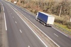 Fransk camion Royaltyfria Foton