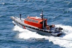 Fransk coastguard royaltyfria foton
