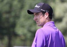 fransk golf 2010 för fisher öppna ross Arkivbild