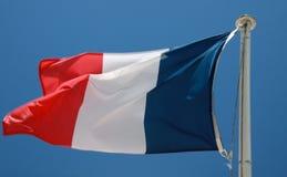 fransk national för flagga Royaltyfri Fotografi