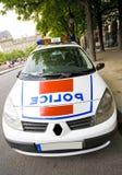 fransk polis Royaltyfri Fotografi