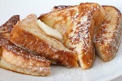 fransk rostat bröd royaltyfri foto