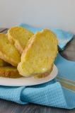 fransk rostat bröd Royaltyfria Bilder