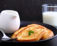 fransk rostat bröd Royaltyfria Foton