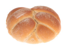 fransk rulle för bröd Royaltyfria Foton