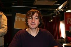 fransk s sångare för cali Arkivfoto