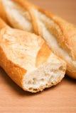 franska bagetter Arkivbild