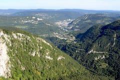 Franska Jura Arkivfoto