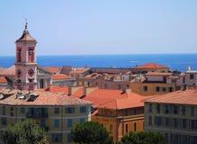 Franska Riviera Royaltyfria Bilder