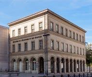 Franskt departement av finans i Bercy - Paris, Frankrike royaltyfria bilder