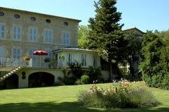 franskt gästhus royaltyfria foton