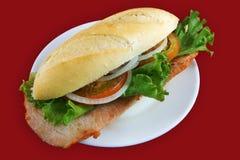 Fransyskasmörgås Royaltyfri Fotografi