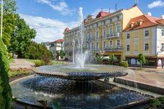 Frantiskovy Lazne (República Checa) imagens de stock royalty free