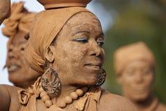 Französisch-Guayanas jährlicher Karneval 2011 lizenzfreie stockbilder