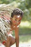 Französisch-Guayanas jährlicher Karneval 2011 lizenzfreie stockfotos