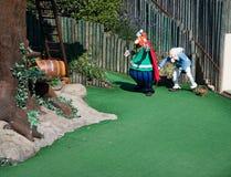 Französisch-Park Asterix-The Theater Stockbild