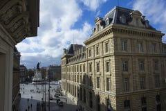 Französische Architektur Lizenzfreie Stockfotos
