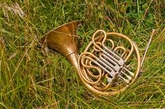 Französische Hupen-Instrument Lizenzfreies Stockbild