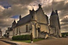 Französische Kirche Lizenzfreies Stockbild