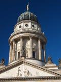 Französische Kirche Lizenzfreies Stockfoto