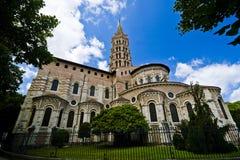 Französische Kirche Stockfoto