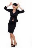 Französische Kleidung Stockfoto