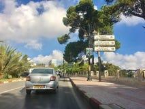 Französische Kolonialseite der Stadt von Algier, Bach Djarrah Algerien Moderne Stadt hat viele alten Franzosen Stockfotos