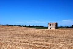 Französische Landschaft Lizenzfreie Stockbilder