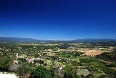 Französische Landschaft Stockfotos